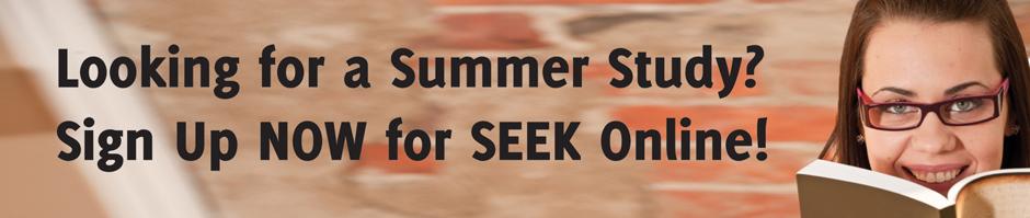 seek-summer-study
